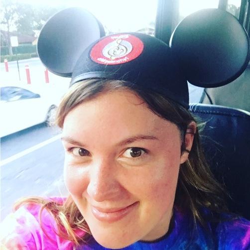 I earned my Mickey Ears!